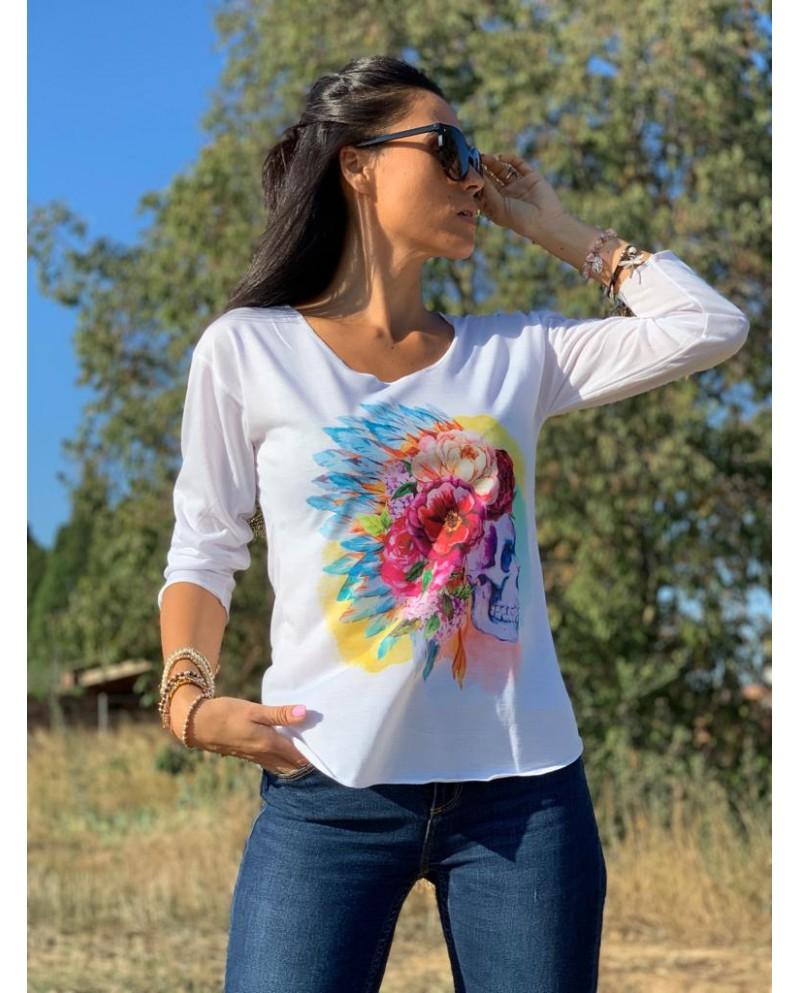 Camisetas mujer originales