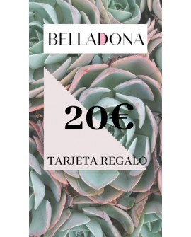 Targeta Regal Belladona 20