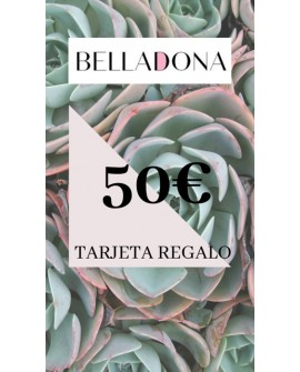 Targeta Regal Belladona 50
