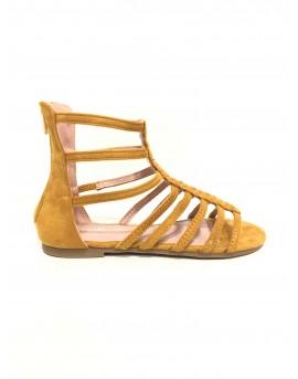Sandalias verano altas y planas