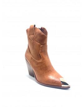 botes cowboy marrons