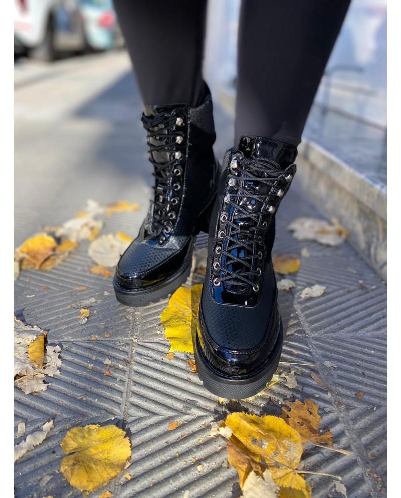 botas elegantes de mujer