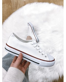Sneakers esportives blanques