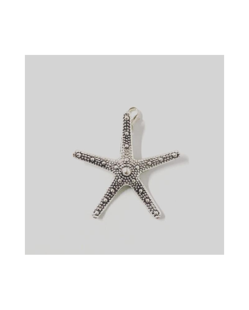 fornituras estrella de mar con mosquetón