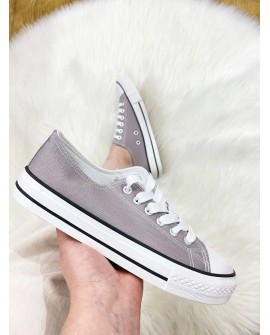 Sneakers esportives color gris