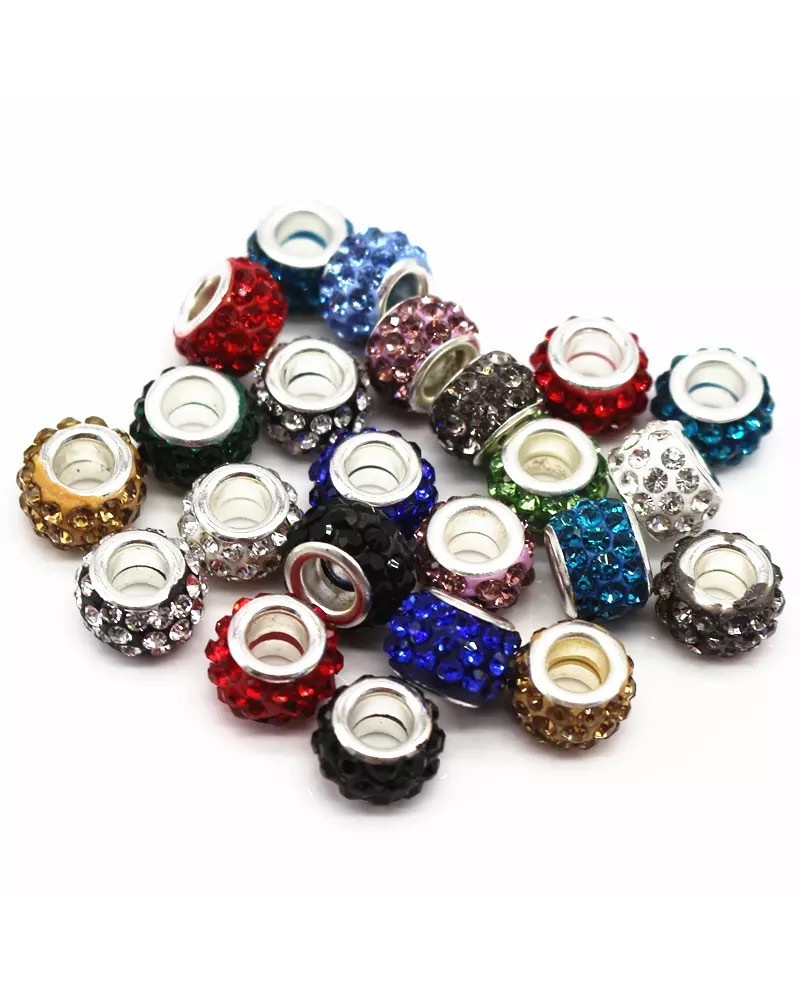 Beads pandora 6 peces x 10€ mixed