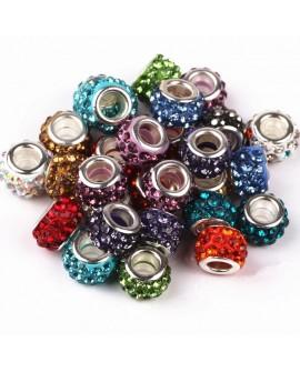 Beads pandora 6 peces